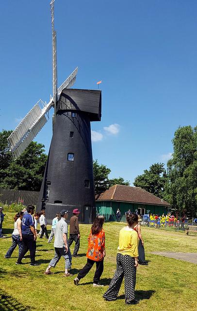 tai chi at brixton windmill