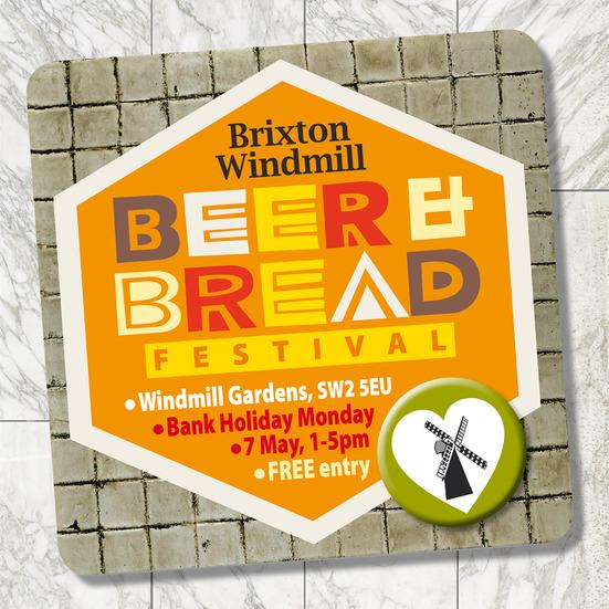 2018 Beer and Bread beer mats 2