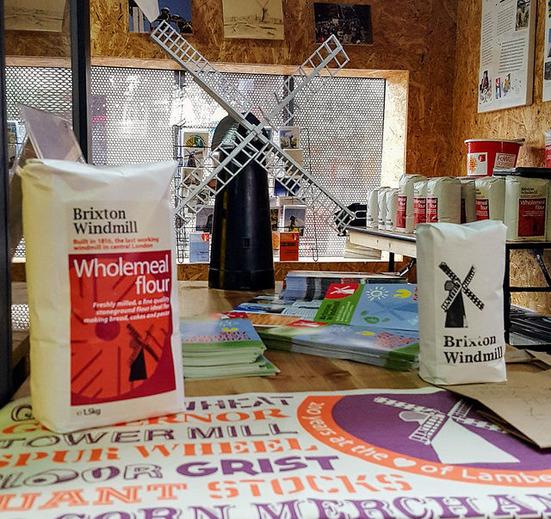 brixton windmill flour