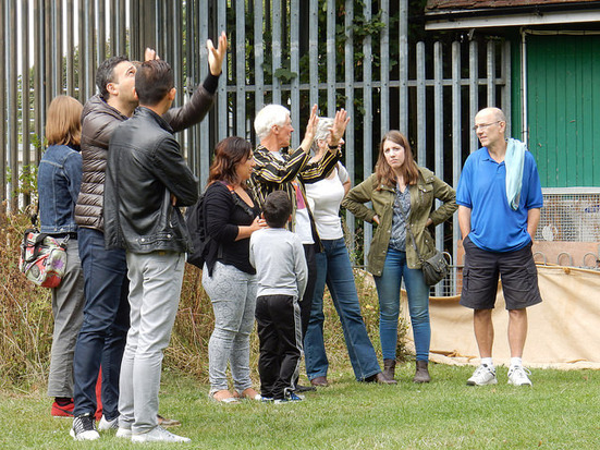 guided tour of brixton windmill