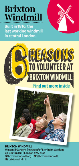Volunteering leaflet - FINAL cover 2